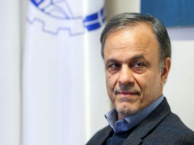 علیرضا رزم حسینی به عنوان وزیر پیشنهادی صنعت به مجلس معرفی شد