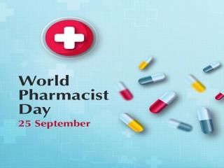 25 سپتامبر ، روز جهانی داروسازان