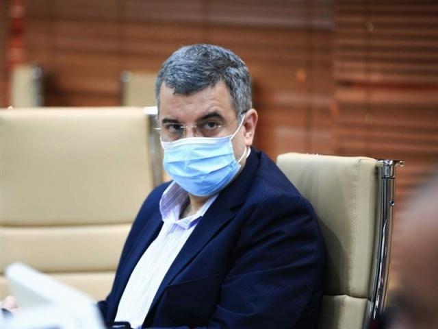 دکتر حریرچی : ظرفیت تختهای برخی بیمارستانها تکمیل شده است