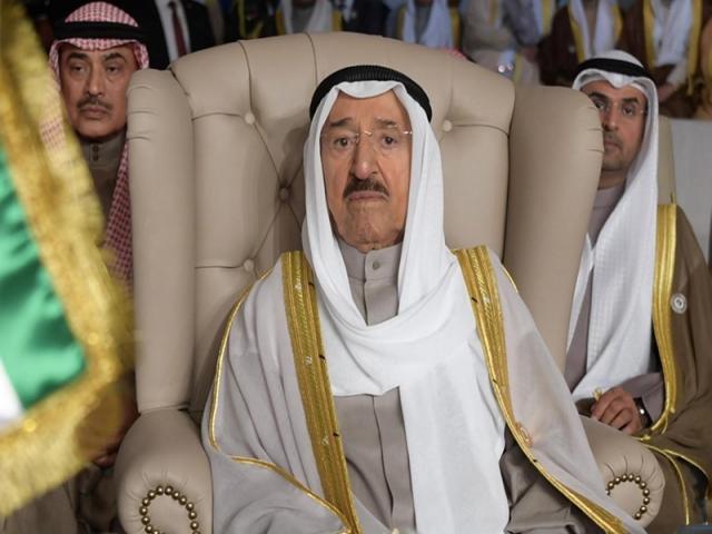 شیخ صباح ، امیر کویت درگذشت