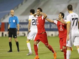 پرسپولیس به نیمه نهایی لیگ قهرمانان آسیا رسید