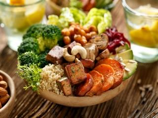 1 اکتبر ، روز جهانی گیاهخواری