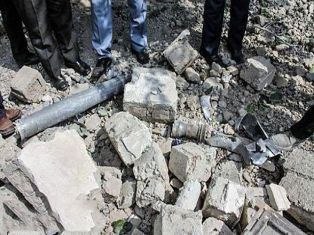 اصابت 5 خمپاره جنگ قره باغ به خاک ایران