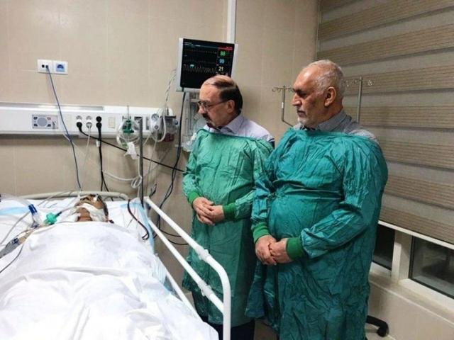 ابتلای پروفسور سید علی ملک حسینی پدر پیوند کبد ایران به کرونا
