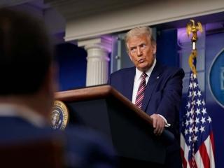 ترامپ: انتخابات ماه نوامبر فاسدترین انتخابات تاریخ آمریکا خواهد بود