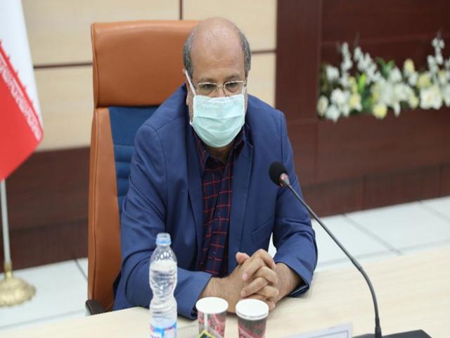 درخواست دکتر زالی از وزیر بهداشت برای تمدید محدودیتهای تهران