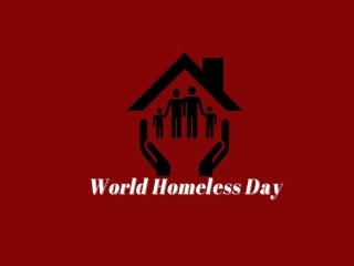 10 اکتبر ، روز جهانی بی خانمان ها