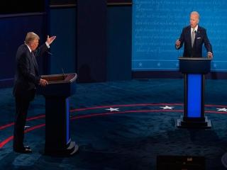 مناظره دوم بایدن و ترامپ لغو شد