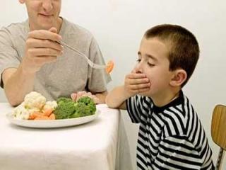 علل بد غذایی کودکان