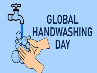 15 اکتبر ، روز جهانی شستن دستها