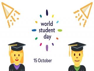 15 اکتبر ، روز جهانی دانش آموزان