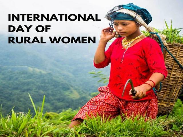 15 اکتبر، روز جهانی زنان روستایی