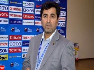 آزمایش کرونا محمد ناظم الشریعه ، سرمربی تیم ملی فوتسال ، مثبت شد