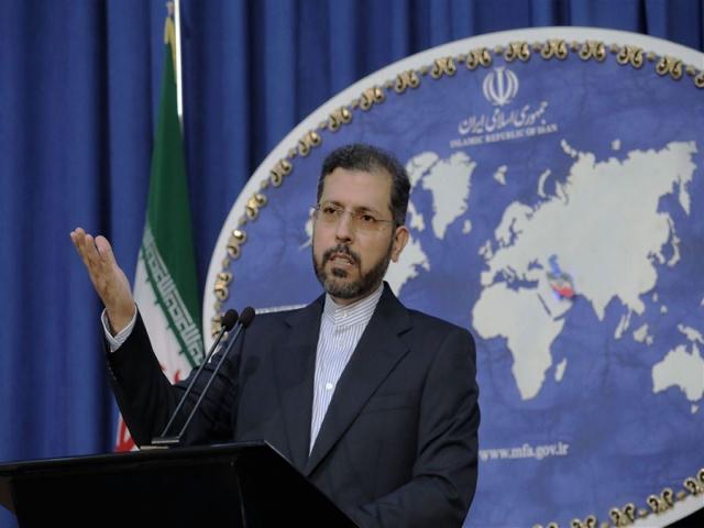 اخطار سخنگوی وزارت خارجه در پی اصابت چند راکت جنگی به مناطق مرزی