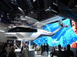 خودروی پرنده هیوندای ؛ آینده حمل و نقل هوایی شهری