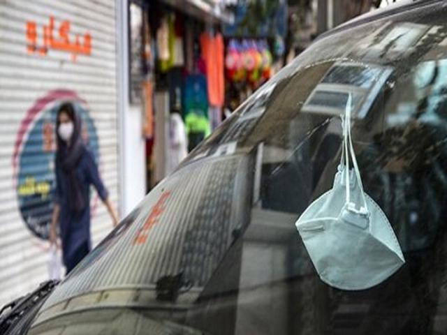 زالی: خودروهای تک سرنشین بدون ماسک جریمه نمی شوند