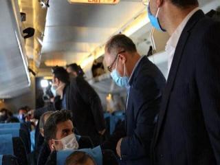 رییس سازمان هواپیمایی: پول صندلی های خالی هواپیما از مسافران دریافت نخواهد شد