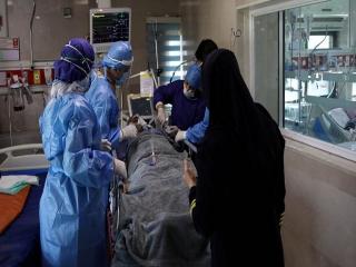 فوت ۳۳۵ بیمار کووید۱۹ در شبانه روز گذشته/ شناسایی ۵۸۱۴ بیمار جدید