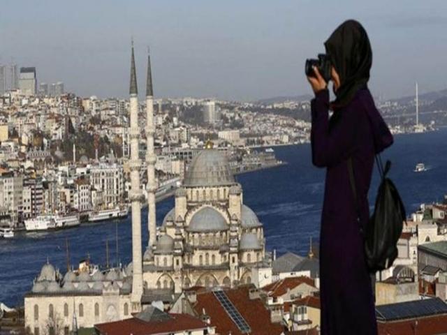 افت ۸۱ درصدی گردشگران ایرانی ترکیه