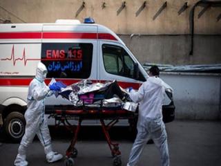 آمار وحشتناکی دیگر در کشور/۴۱۵ فوتی کرونا در ۲۴ ساعت گذشته