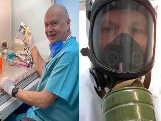 یک محقق روس برای مطالعه خود را به ویروس کرونا آلوده کرد