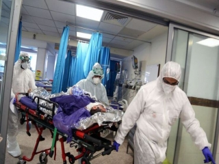 بیشترین فوتی کرونا در کشور/۵۲۴۴ تن در شرایط شدید بیماری