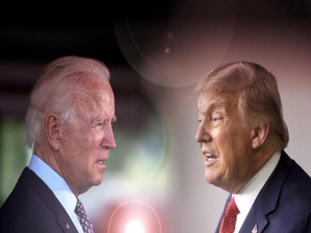 تازه ترین نظرسنجی از رقابت بایدن و ترامپ در ایالت های تاثیرگذار