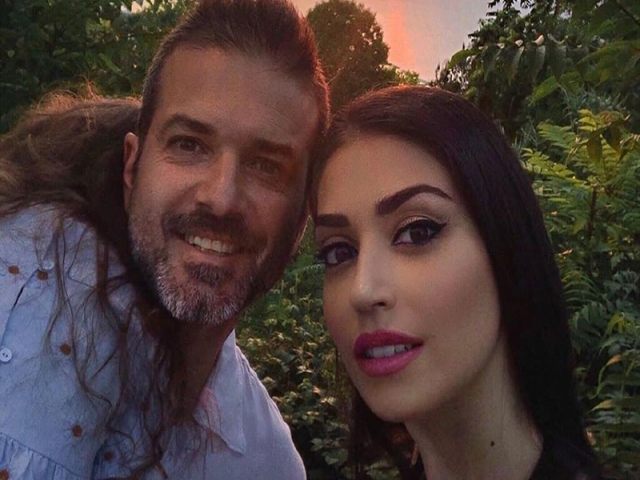 همسر آندره آ استراماچونی به فرزندش لقب دختر ایران داد