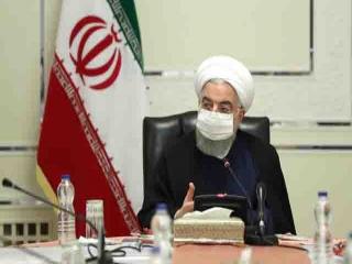 روحانی: ساعت پایان کار کسب و کارهای غیرضروری؛ ۶ بعدازظهر