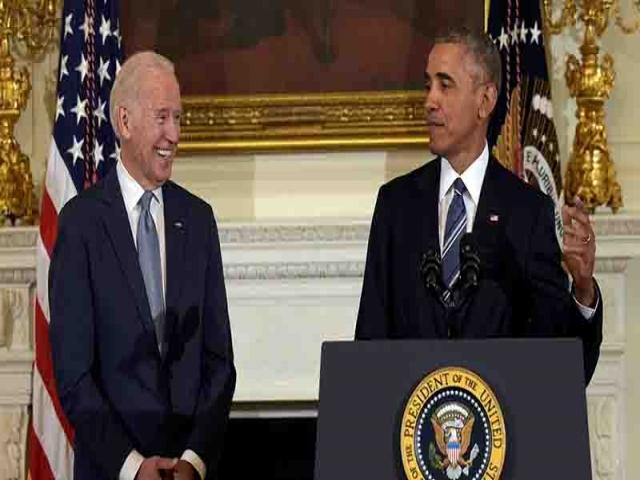 تبریک باراک اوباما به جو بایدن و کاملا هریس