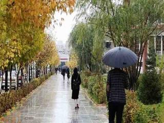 ورود سامانه بارشی جدید به کشور/کاهش ۱۰ درجه ای دمای هوا در برخی مناطق