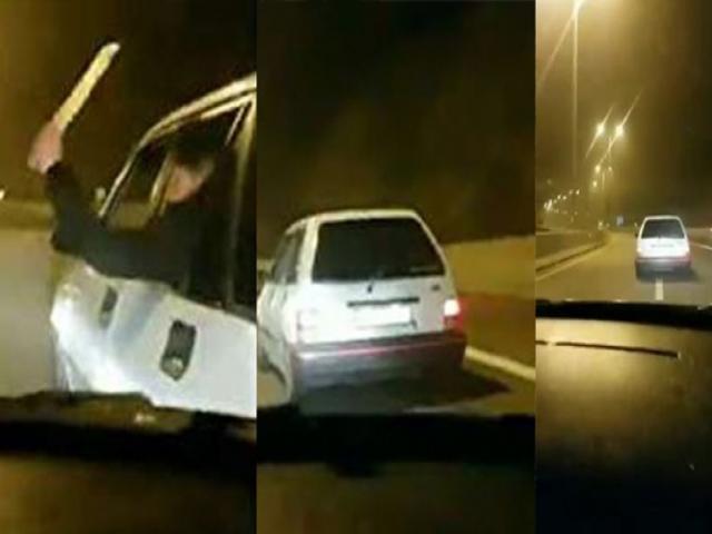 زورگیران قمه به دست آزادراه تهران ـ شمال دستگیر شدند