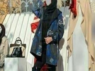 ماجرای جنجالی مانکن زنده در فروشگاه مشهد