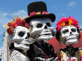جشن مردگان، عجیب ترین فستیوال مکزیکی ها