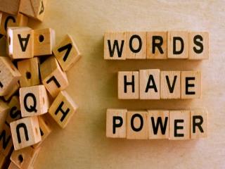 آیا کلمات انرژی دارند؟