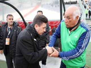 محمود یاوری و آخرین تصویر ماندگار در فوتبال ایران