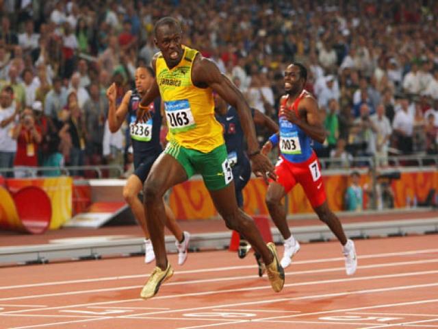 مسابقه دوی 100 متر و چالش سریع ترین مردان جهان