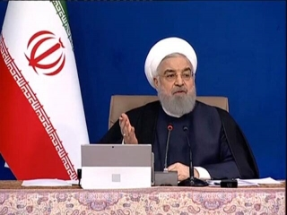 روحانی: شهرهایی که وضعیت قرمز دارند، تعطیل خواهند شد