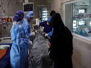 فوت ۴۷۶ بیمار کرونایی در شبانه روز گذشته/ شمار جانباختگان به ۴۳۴۱۷ تن رسید